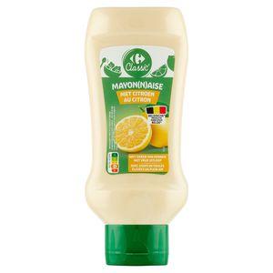 Carrefour Classic' Mayonnaise au Citron 465 g