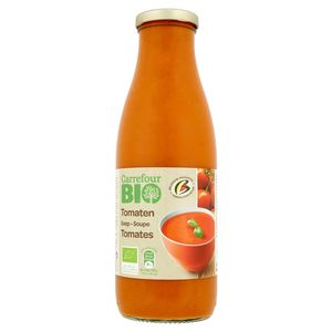 Carrefour Bio Soupe Tomates 730 ml