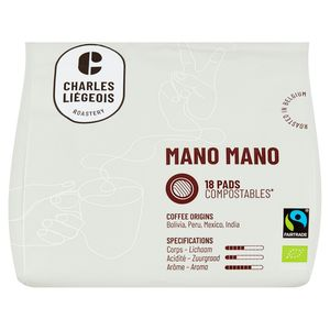 Charles Liégeois Mano Mano 18 Pièces 126 g