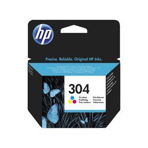 HP - Inktcartridge 304 - Drie-kleuren C/M/Y
