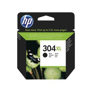 HP - Inktcartridge 304XLs - Zwart