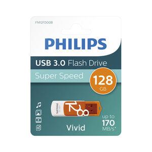 Philips Vivid Clé USB 3.0 128GB