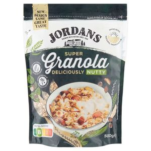 Jordans Super Nutty Granola 500 g