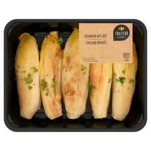 Carrefour Traiteur Gourmet Gebakken Witloof 500 g