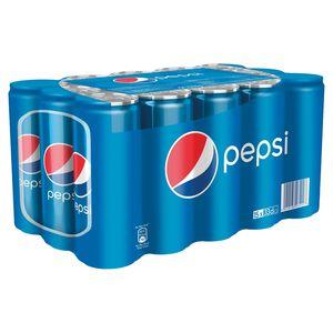 Pepsi Regular Cola 15x33 cl