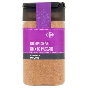 Carrefour Noix de Muscade Moulue 140 g