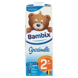 Bambix Groeimelk 2+ Jaar 1 L
