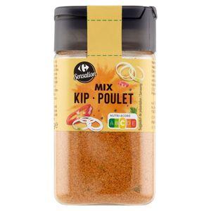Carrefour Mix Poulet 200 g