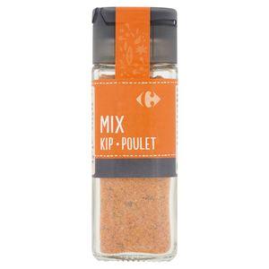 Carrefour Mix Poulet 55 g