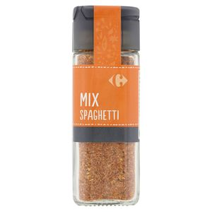 Carrefour Mix Spaghetti 55 g