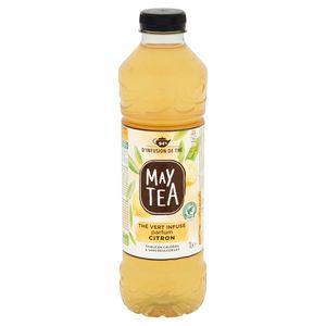 May Tea Geïnfuseerde Ijsthee Groene Thee met Aroma van Citroen 1 L