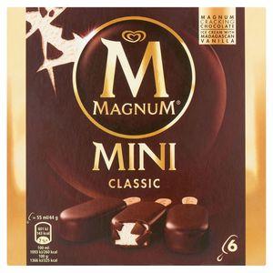 Magnum Ola Ijs Multipack Mini Classic 6 x 55 ml