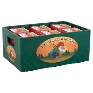 Cherry Chouffe Rood Speciaalbier Krat 6 x 4 x 330 ml