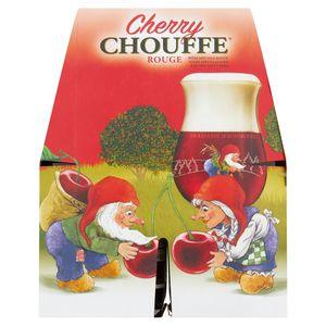 Cherry Chouffe Bière Spéciale Rouge Bouteilles 4 x 330 ml