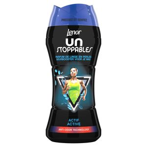 Lenor Unstoppables Actief In-Wash Geurbooster 210g