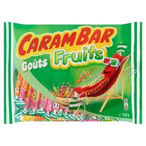 Carambar Goûts Fruits 320 g