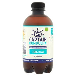 Captain Kombucha Original Bio-Organic 400 ml