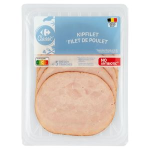 Carrefour Kipfilet 6 Sneden 100 g