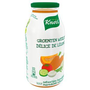 Knorr Fles Soep 8 Groentenweelde 450 ml