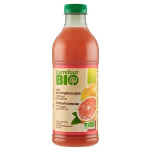 Carrefour Bio Pompelmoessap 1 L