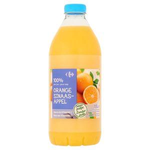 Carrefour 100% Pur Jus Orange sans Pulpe 1.5 L