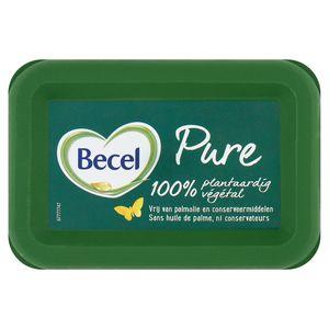 Becel Margarine Pure 100% Plantaardig 225 g