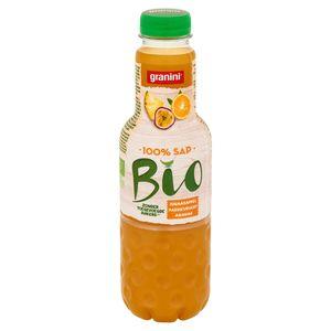 granini Bio Sinaasappel Passievrucht Ananas 0.75 L