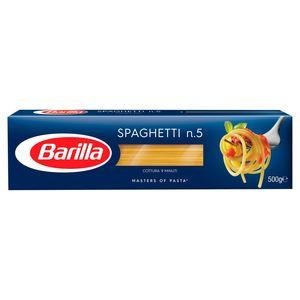 Barilla Pâtes Spaghetti nr.5 500 g