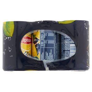 Lipton Iced Tea Suikervrije Bruisende Ijsthee Original Zero 12x15cl