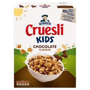 Quaker Cruesli Kids Chocolade 400 gr