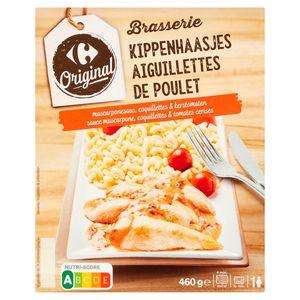 Carrefour Original Brasserie Kippenhaasjes 460 g