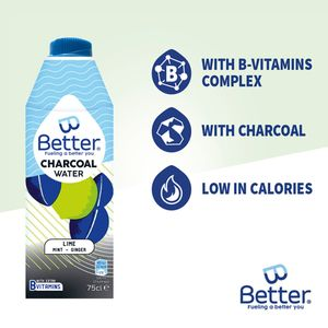 B-Better Eau Charcoal 750 ml