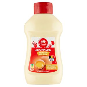 Carrefour Classic' Mayonnaise aux Œufs 815 g