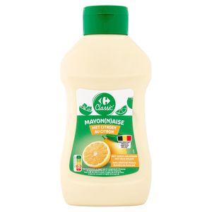 Carrefour Classic' Mayonnaise au Citron 815 g