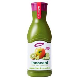 Innocent Apple, Kiwi & Cucumber 900 ml