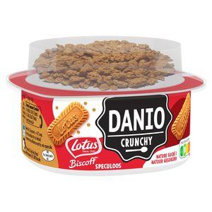 Danio Crunchy Speculoos 163 g