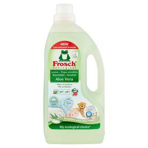 Frosch Ecological Wasmiddel - Sensitief Aloe Vera 30 Wasbeurten 1.5 L