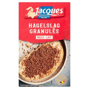 Jacques Hagelslag Melk 200 g