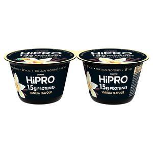 HiPRO 15 g Proteines Vanilla Flavour 2 x 160 g | Carrefour ...