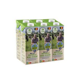 KKC Carrefour Halfvolle Melk 6x1L