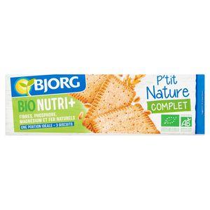 Bjorg Bio Nutri+ P'tit Nature Complet 200 g