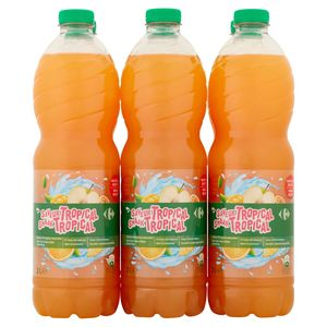 Carrefour Tropical Smaak 6 x 2 L