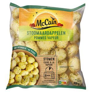 McCain Stoomaardappelen met Peterselie 450 g