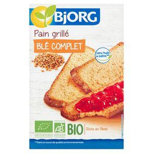 Bjorg Pain Grillé Blé Complet Bio 250 g
