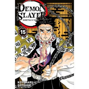 Demon Slayer - Kimetsu no yaiba - Tome 15 (FR)