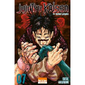 Jujtsu Kaisen - Instinct grégaire - Tome 7