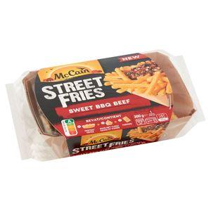 McCain Street Fries Sweet BBQ Beef 300g